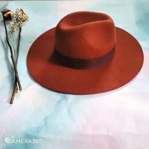 H&M fidora hat